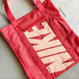 NWT Nike gym training tote bag